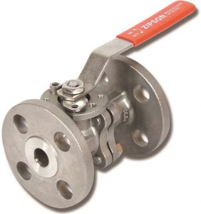 207F, flange ball valve