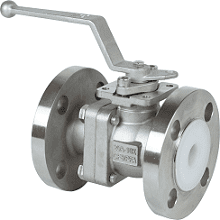 237L, PFA lined valve