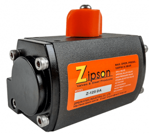 Zipson Z-series pneumatic actuator