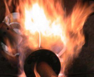 Zipson valve under API 607 fire safe test